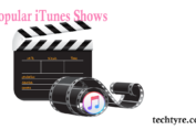Popular TV Shows and Movies on iTune Oct 2016