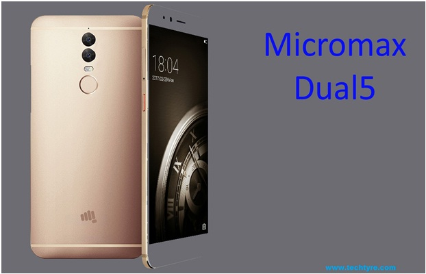 Micromax dual 5 Specification