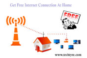 Get Free Internet Connection At Home 1
